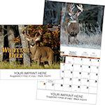 Trophy Whitetail Deer Wall Calendars